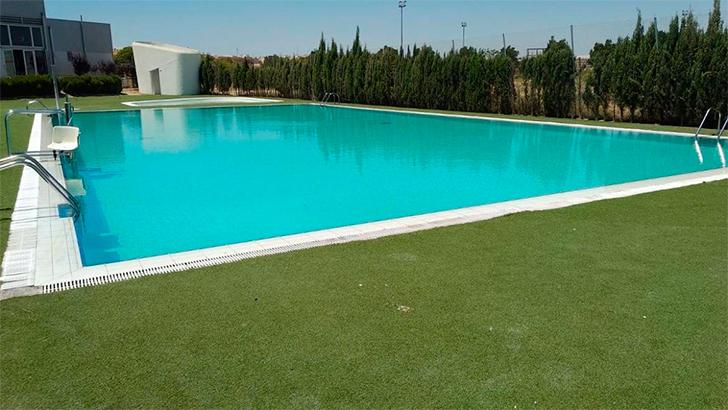 Apertura de las piscinas de El Altet y Palmerales - Elche Aumentada